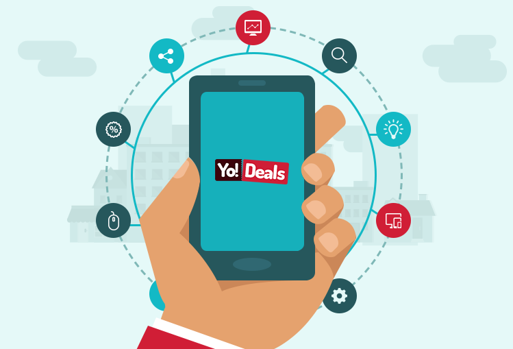 yodeals daily deals system